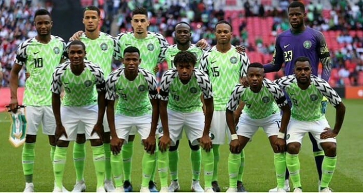 England 2 - 1 Nigeria : Super Eagles Players rating