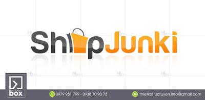logo kinh doanh online: