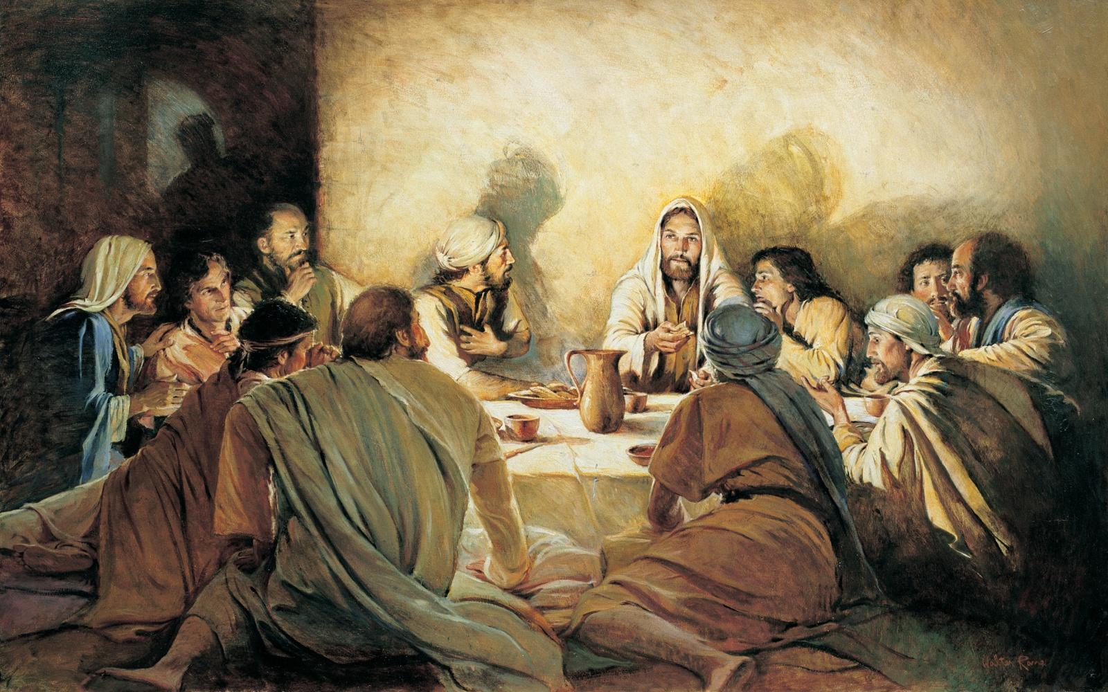 Jesus Sidste nadver / Last supper