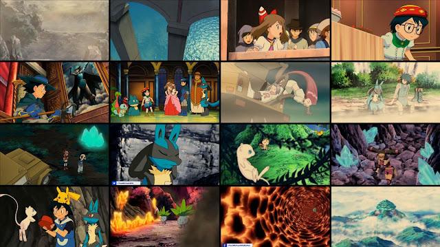 Pokémon Movie 8: Lucario ki Toofani Shakti In HINDI - TAMIL Dubbed (2005) [HD] [Hungama TV] Watch Online