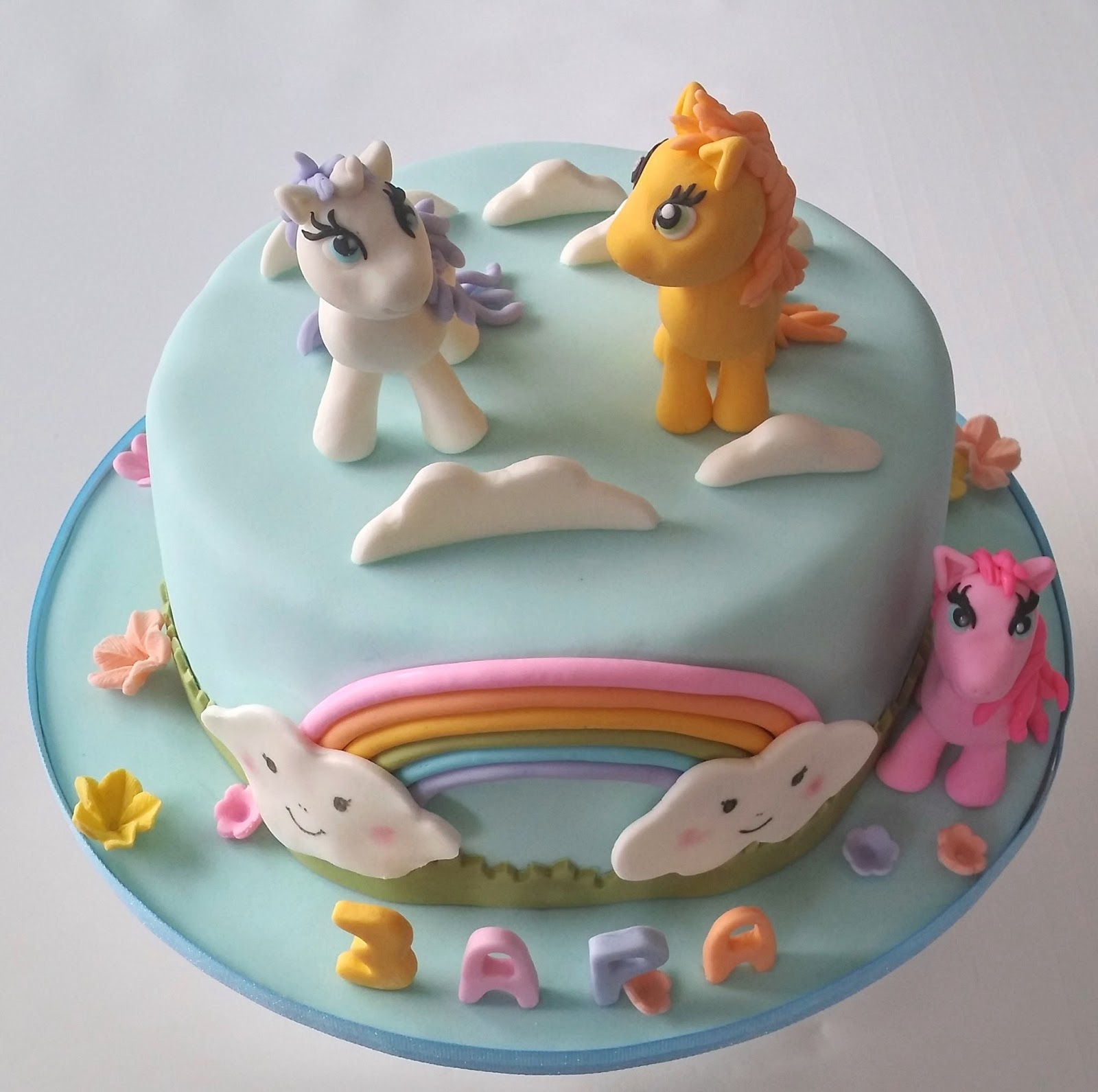 Cakesophia My Little Pony Cake