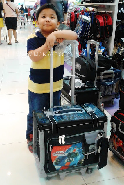 Robby Rabbit, Trolley bag, School Bag
