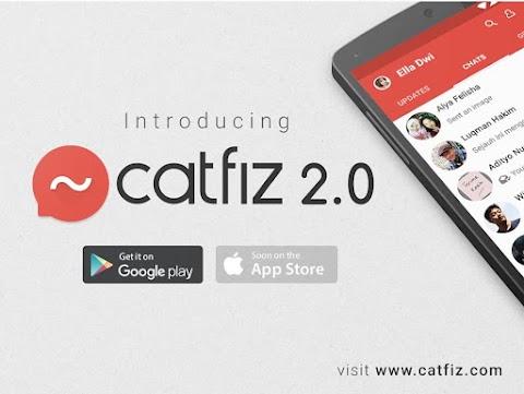 Indonesia punya Catfiz Messenger