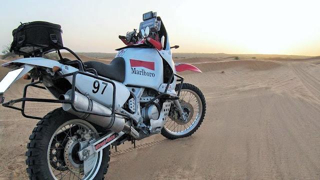 Desert Africa Twin