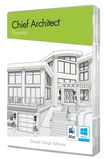 Chief Architect Premier X8 18.1.1.4 (Win/Mac)