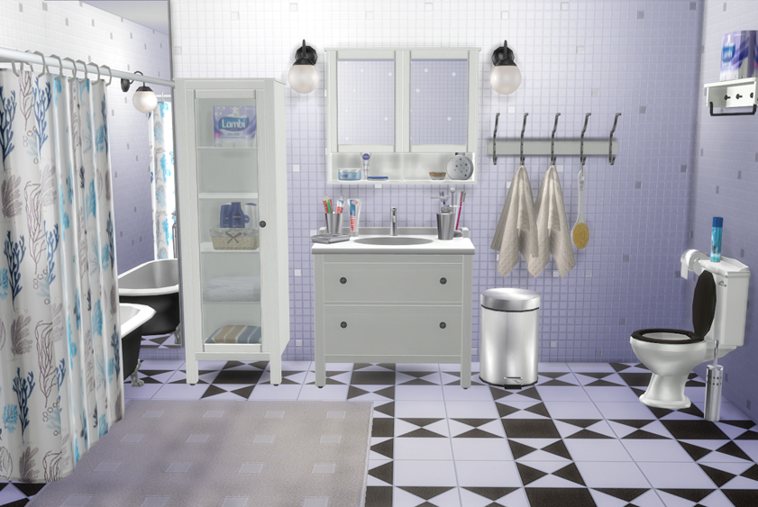 Corporation Quot Simsstroy Quot The Sims 4 Ikea Bathroom Quot Hemnes Quot