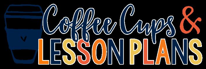 咖啡杯和教学计划
