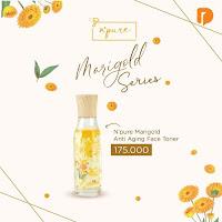 Dusdusan N'Pure Marigold Anti Aging Face Toner ANDHIMIND