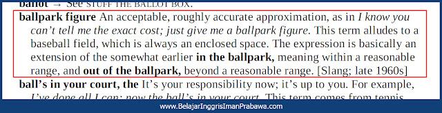 Arti Ballpark Figure