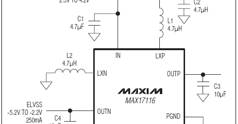 Wiring Schematic Diagram Guide: Dual Output DC DC Power