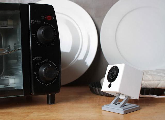 Câmera Xiaomi Square Smart - Especificação, Preco e Onde comprar