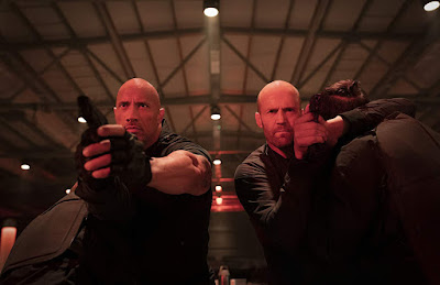 Hobbs And Shaw Jason Statham Dwayne Johnson Image 4