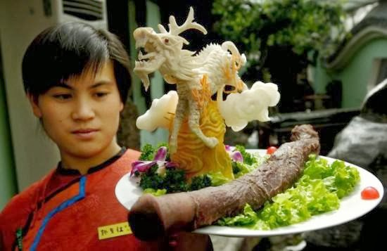 FOTO Restaurantul penisului din Coreea de Sud, localul inspirat de un călugăr budist | primariagircina.ro