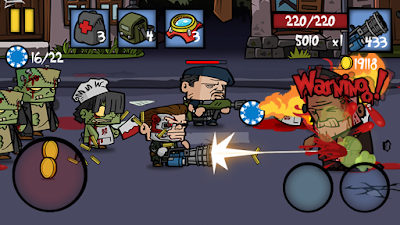 Zombie Age 2 v1.2.3 Apk MOD [Unlimited Money, Ammo]