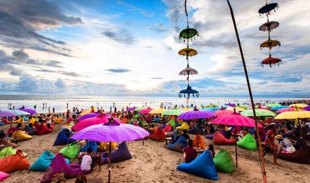 Relax on Bali's best beaches
