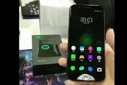 Xiaomi Black Shark Smartphone Gaming Tampil Dalam Video Berdurasi 4 Detik