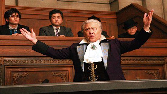 حوار في المحكمة