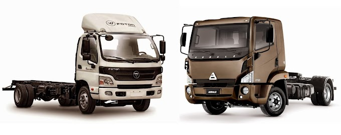 Agrale montará em Caxias caminhões da chinesa Foton