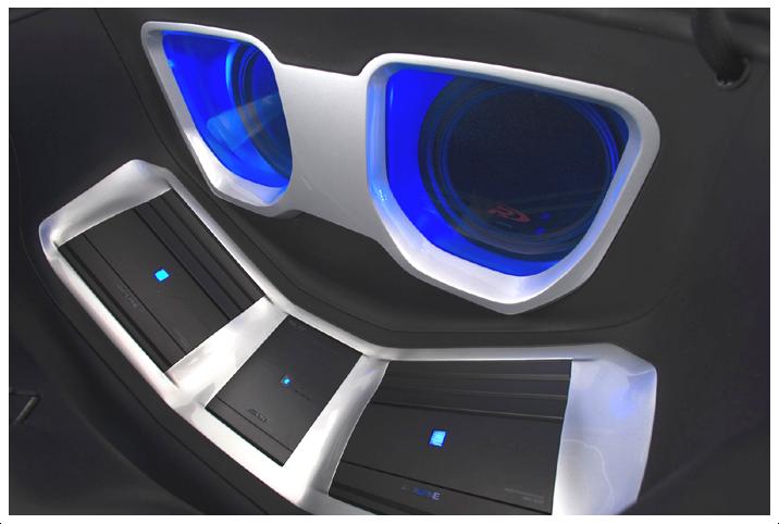 Car Security System  Car Audio Installation