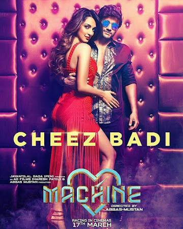 Cheez Badi - Machine (2017)