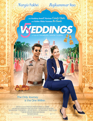 5 Weddings 2018 Hindi Movie 480p HDRip 130Mb x265 HEVC