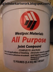 This is a Westpack Material all purpose joint compound empty bucket