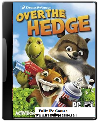 Over-the-Hedge- PC-Game-Free-Download