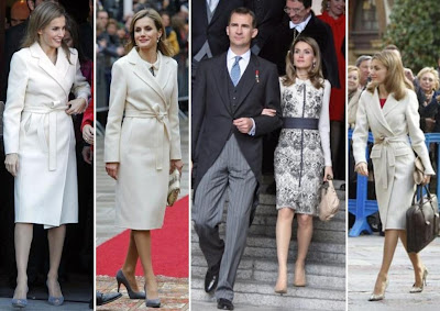 King Felipe and Queen Letizia attends a one-day official visit in Luxembourg