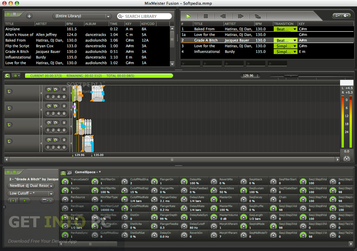 mixmeister fusion video 7.4.2