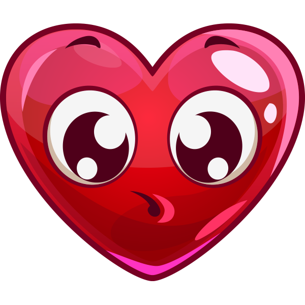 Surprised Heart