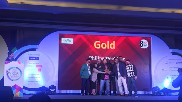 Philips Lighting's Meet Hue campaign by Havas Media wins Gold at 8th India Digital Awards