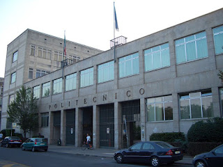 The modern Politecnico di Torino of today