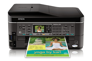 Download Epson WorkForce 545 Printers Driver and how to install