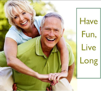 eight steps to live longer