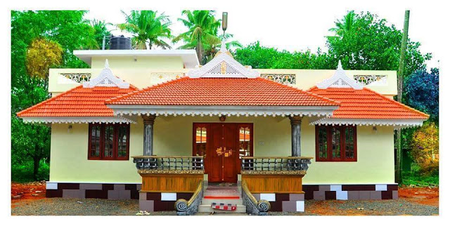 typical kerala home free plans, 3 bedroom budget kerala house plans, 3 bedroom kerala house plans