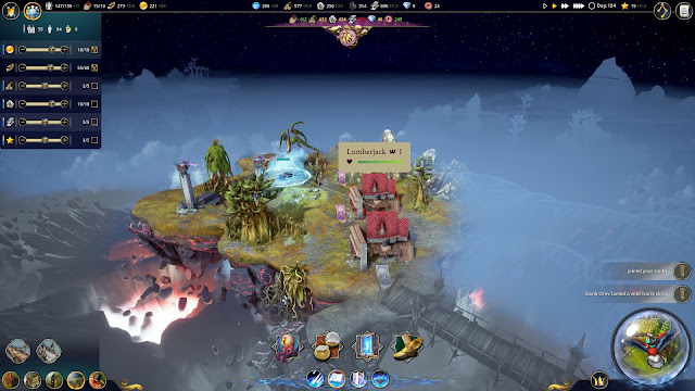 Early access strategy game review