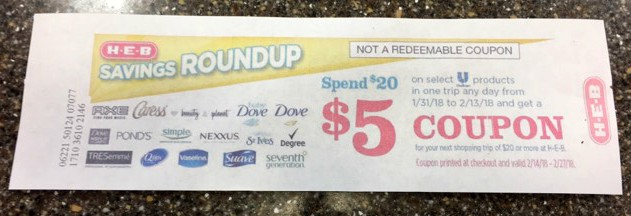 graphic regarding Unilever Printable Coupons named Warm $5 Unilever Catalina Promo Returns January 31, 2018!