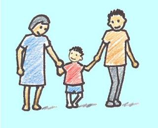 Kasih sayang ibu bapa tidak bertepi