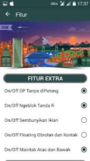 BBM MOD Tema IJO v3.0.0.18 Apk Terbaru