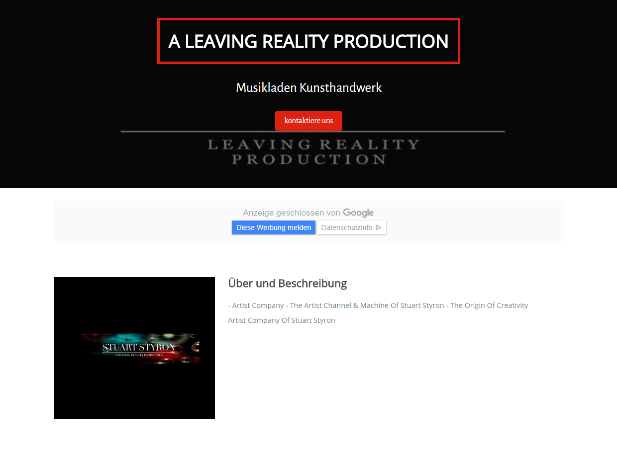 Germanlisting.com | A Leaving Reality Prod.