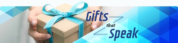gifts that speak by corporate gifting