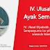 IV. Ulusal Diyabetik Ayak Sempozyumu Bu Yıl 5-7 Mayıs Tarihlerinde İstanbul'da Düzenlendi