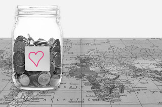 Worldly Giving Jar