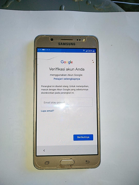 ByPass FRP Google Akun Samsung J5 SM J510FN ODIN