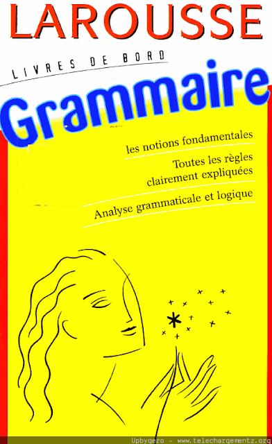 Larousse Grammaire   تحميل كتاب قواعد اللغة الفرنسية pdf