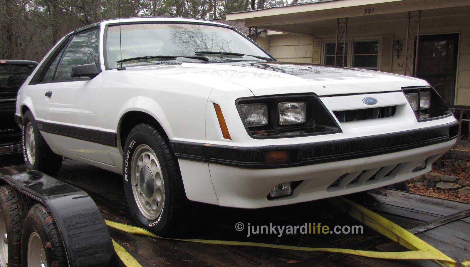 Readers ride 1985 ford mustang gt