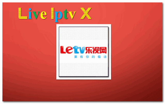 LeTV tv shows addon