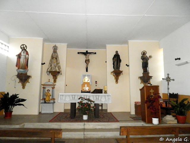 Interior de la Iglesia de San Román