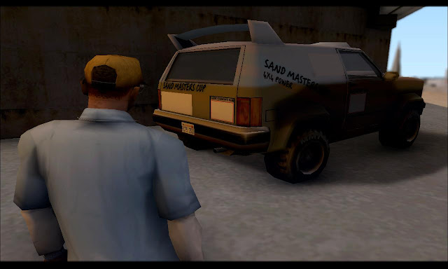 Mobil Rahasia GTA San Andreas EXPeronivers Sandking