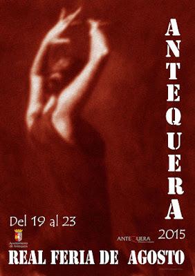 ANTEQUERA Real Feria de Agosto 2015 Mercedes Soria